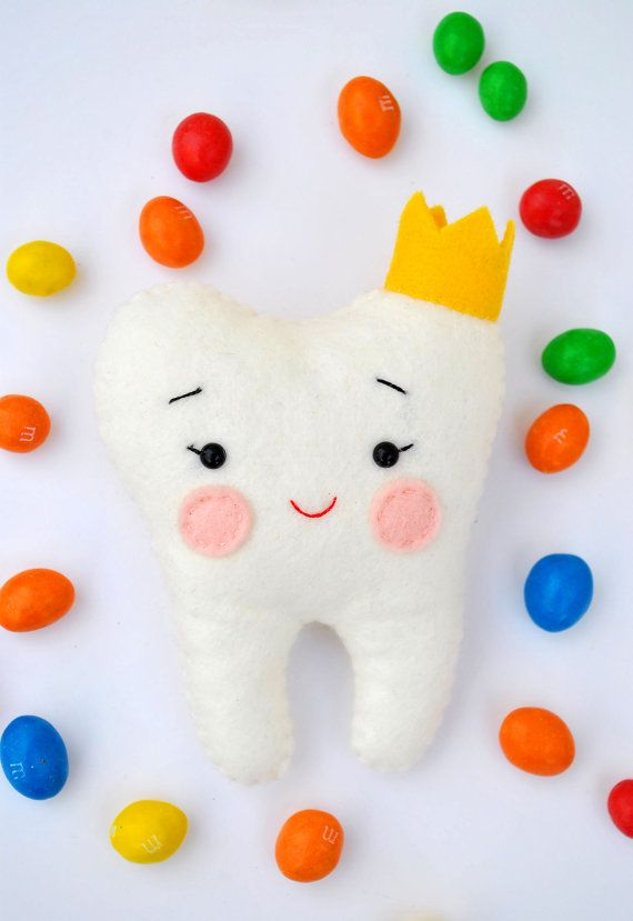 #felt #tooth #fairy #minimez #baby #etsy #pillow #cute #kids