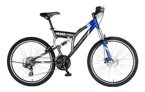 Victory Vegas Low Adult Dual-Suspension Mountain Bike (26-Inch Wheels)