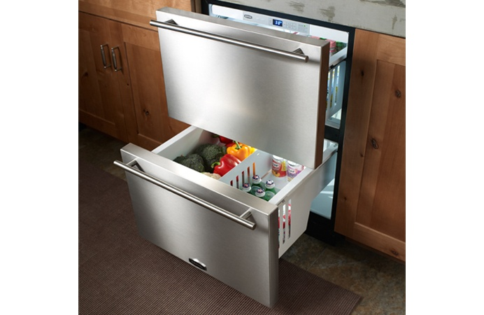 """MARVEL 24"""" Refrigerated Drawers (6RDE) undercounter"""