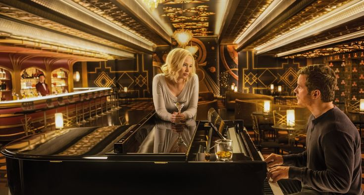 Passengers - Jennifer Lawrence and Chris Pratt
