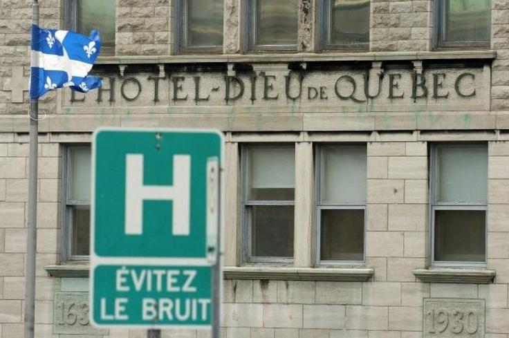 Hôtel-Dieu de Québec