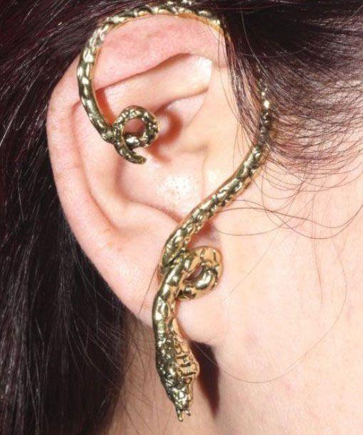 Nausznica podstępny wąż