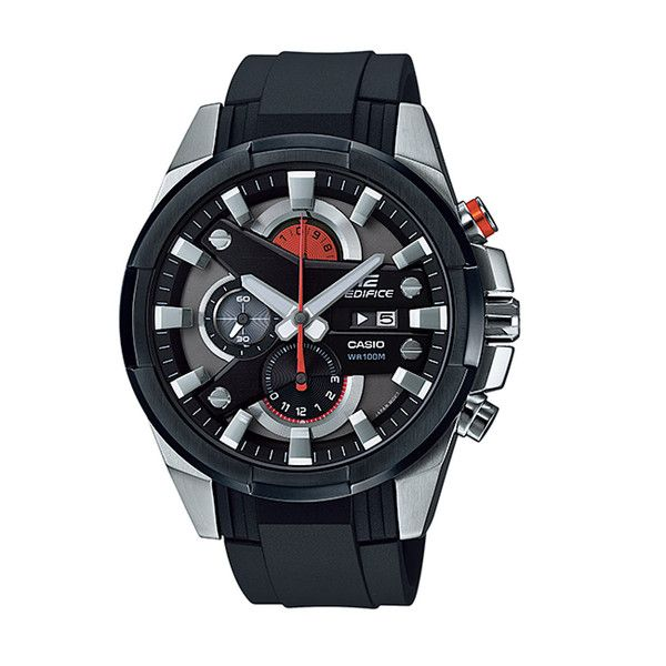 Casio Edifice EFR-540-1AV Chronograph Watch - hirawatch.com