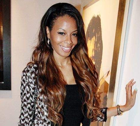 Vanessa Simmons Pregnant With First Child With Boyfriend Mike Wayans