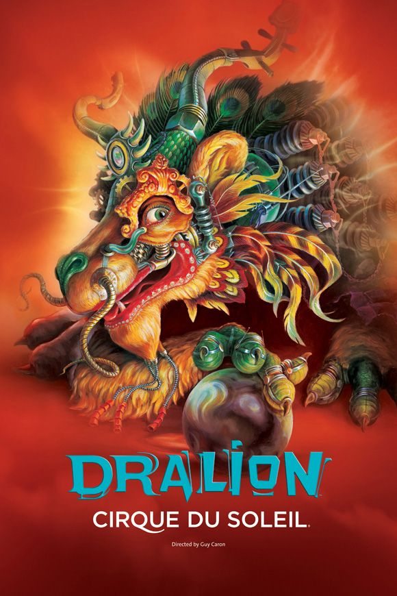 Dralion - Cirque du Soleil I'll see in 2012