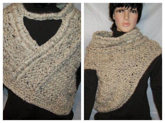 Free Katniss Inspired Cowl Crochet Pattern Dancox For