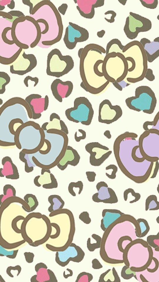 From hello kitty wallpaper.