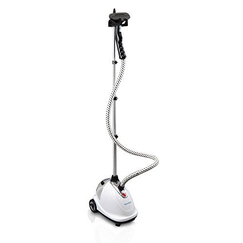 Steam clean it all with the #Pyle PSTMH22 Clothing & Garment Steamer. Achieve a Natural and Chemical-Free clean that makes your closet fresh and wrinkle-free. Le...