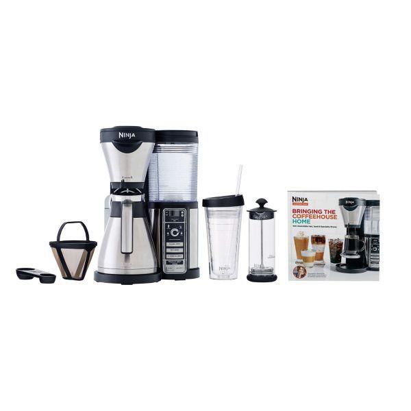Ninja® Coffee Bar™ Brewer CF087 with 43 oz. Thermal Carafe