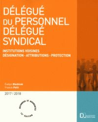 Evelyn Bledniak et Franck Petit - Délégué du personnel Délégué syndical.