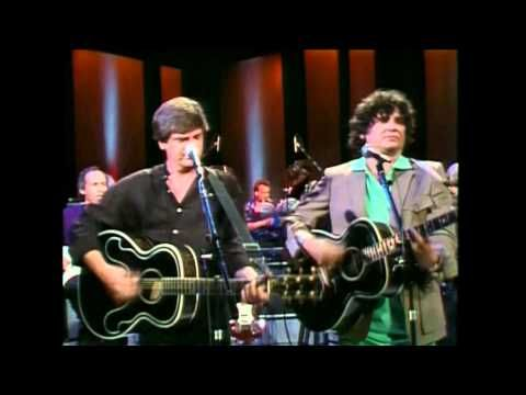 WHY WORRY (1986) The Everly Brothers, Mark Knopfler, Chet Atkins, Michael McDonald - YouTube
