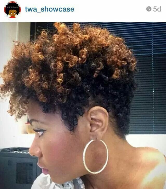 Every tim I say im not going to color my hair, I see pictures like this!