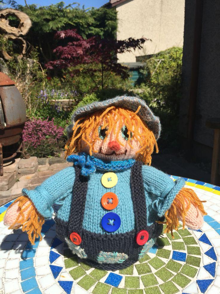 Scarecrow teacosie