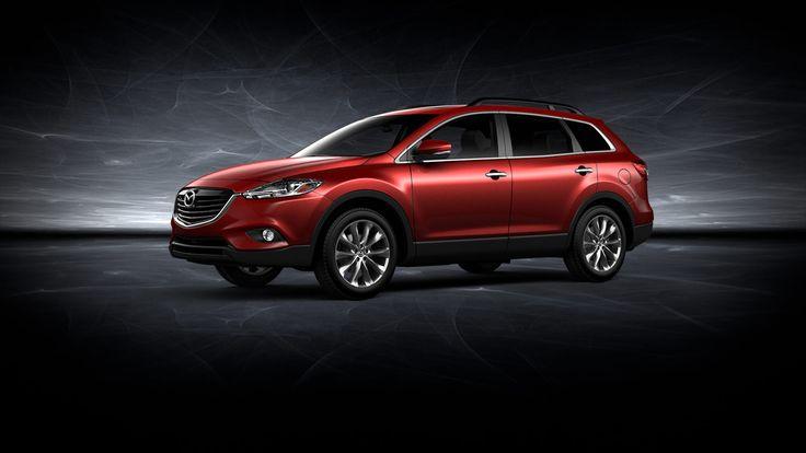 2014 Mazda CX-9 7-Passenger SUV   Mazda USA