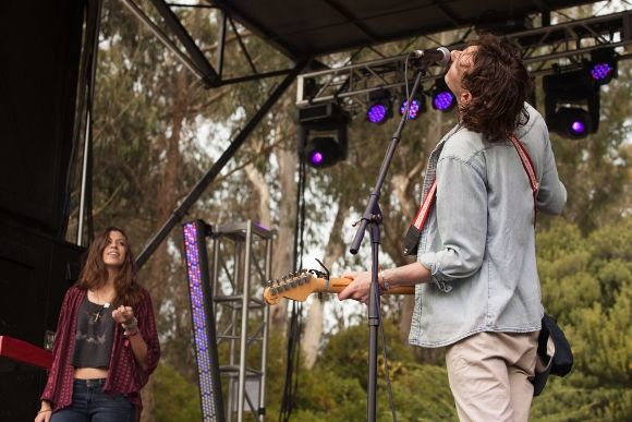 Musical Highlights From Outside Lands Festival- Houndmouth