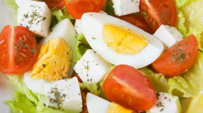 Egg Salad Recipe In Hindi