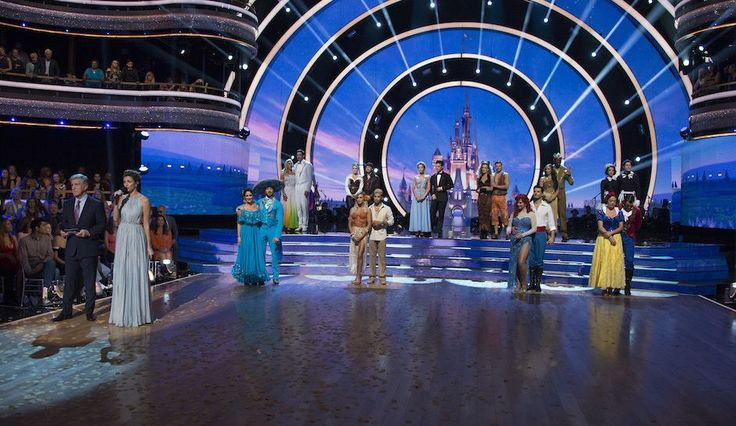 Find out here: Who Got Voted Off 'Dancing With The Stars' 2017 Tonight? Week 6 Results