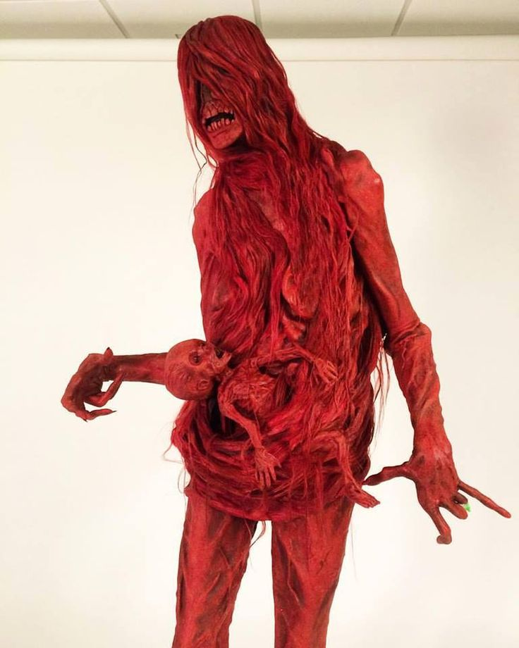Crimson Peak (2015) Javier Botet as Enola, makeup by David Martí & DDT Efectos Especiales.