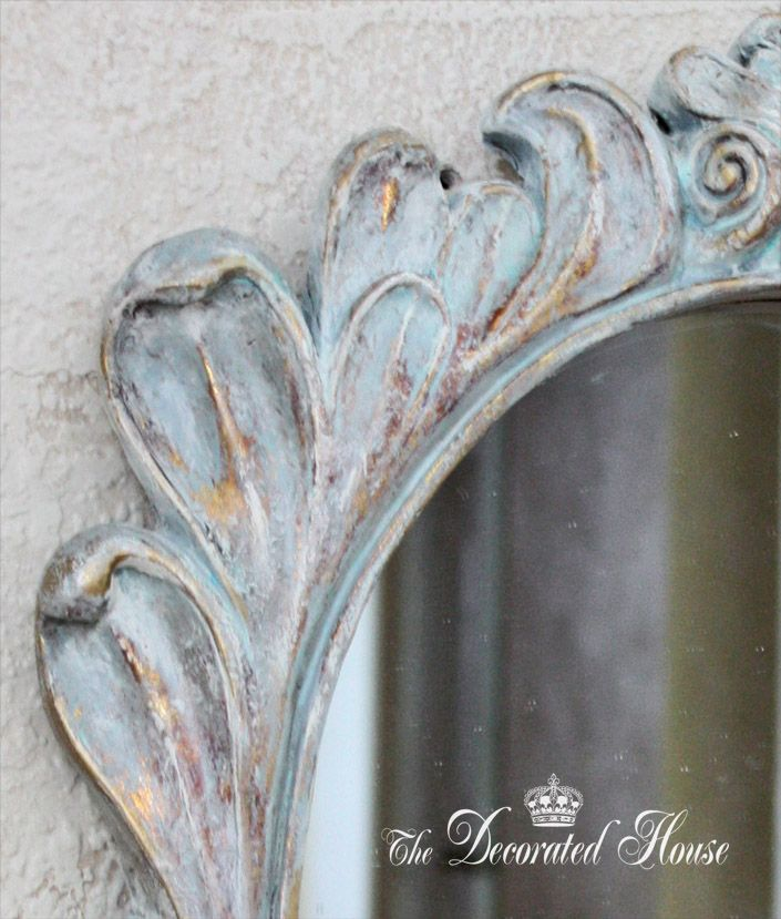 A few tips using Annie Sloan Chalk Paint with wax, and good source for the paint is listed too.