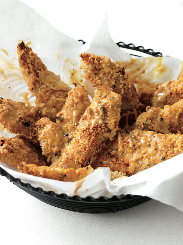 ... Fingers with Chipotle Honey recipe. Make the switch to this oven-fried