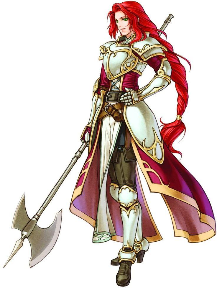 #suikoden, #warrior, #soldier, #knight