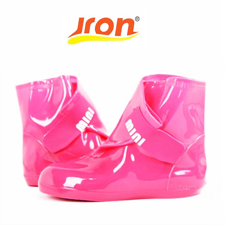 ==> [Free Shipping] Buy Best 3 Colors New Fashion Overshoes Women Rubber Shoe Cover Skid Resistance Waterproof Thicken Heel Rain Shoe For Woman High Quality Online with LOWEST Price   32660211627
