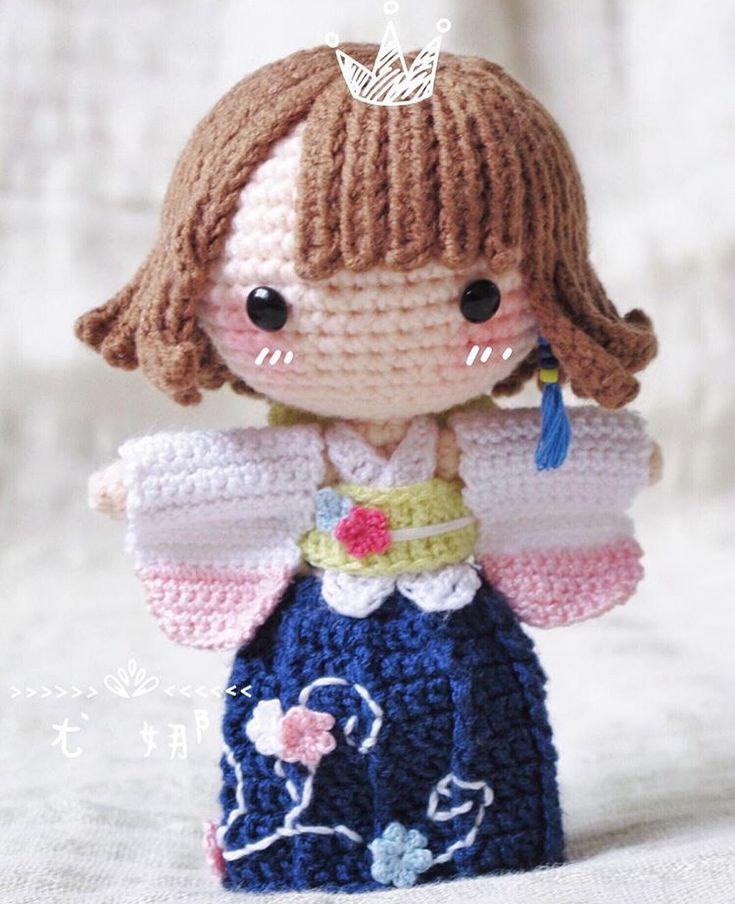 Amigurumi Magic Doll : 420 best images about Amigurumi on Pinterest