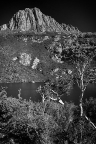 tasmania 2011 - ea cradle mountain cq bw by liam.jon_d, via Flickr