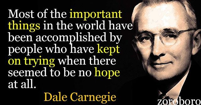 Dale Carnegie Quotes Inspirational Quotes On Failures Success Happiness Business Money Dale Carnegie Quotes Failure Quotes Business Motivational Quotes