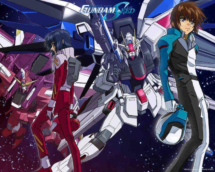 Mobile Suit Gundam Seed Remaster Subtitle Indonesia Batch