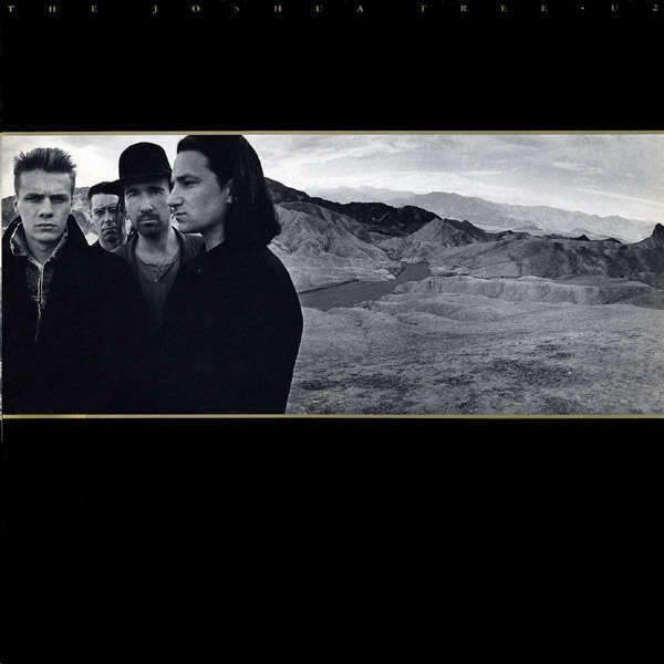 U2 The Joshua Tree 33T Gatefold