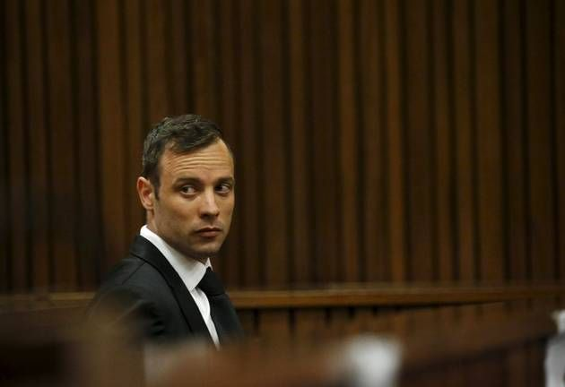 Convicted murderer Oscar Pistorius registered his world-famous name as a trademark after he was initially convicted of culpable homicide for the death of his girlfriend Reeva Steenkamp.