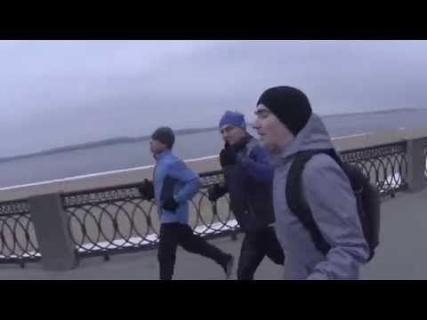 Утренняя пробежка - YouTube