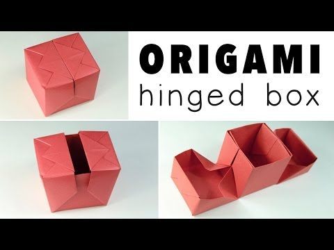 折り紙で作れる箱のアイデア集。かわいいものから便利なものまで | iemo[イエモ]