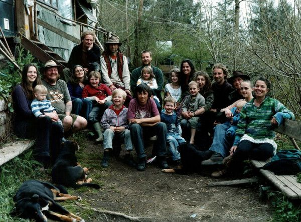 You can help a low-impact, off-grid community obtain permanent planning permission -
