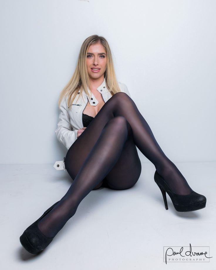 Her Pantyhose Waistband Naughty