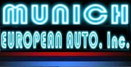 "Munich European Auto is your professional for all your ""BMW"" ""MINI"" service & repair matters."