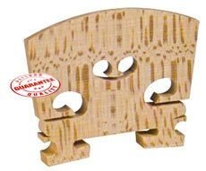 Becker Unfitted Violin Bridge 1/8 BB1_53272 by Becker. $3.99. Becker Unfitted Violin Bridge. This is a great violin bridge replacement at affordable price.