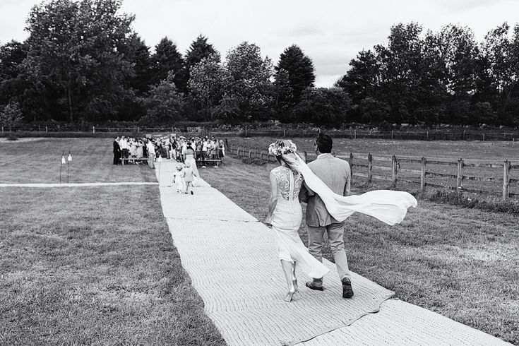 The outdoor ceremony. Photography by York Place Studios : http://www.yorkplacestudios.co.uk/papakata-wedding/