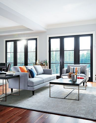 Davenport Chair and a Half with micro gel seating | Hudson's Bay