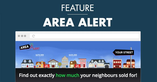 More landing pages, more leads. Learn about Area Alert #RealEstateMarketing #RealEstateWebsites #LandingPages #SEO