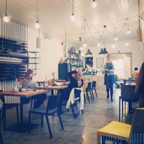Tallinnan ravintolat: Ribe