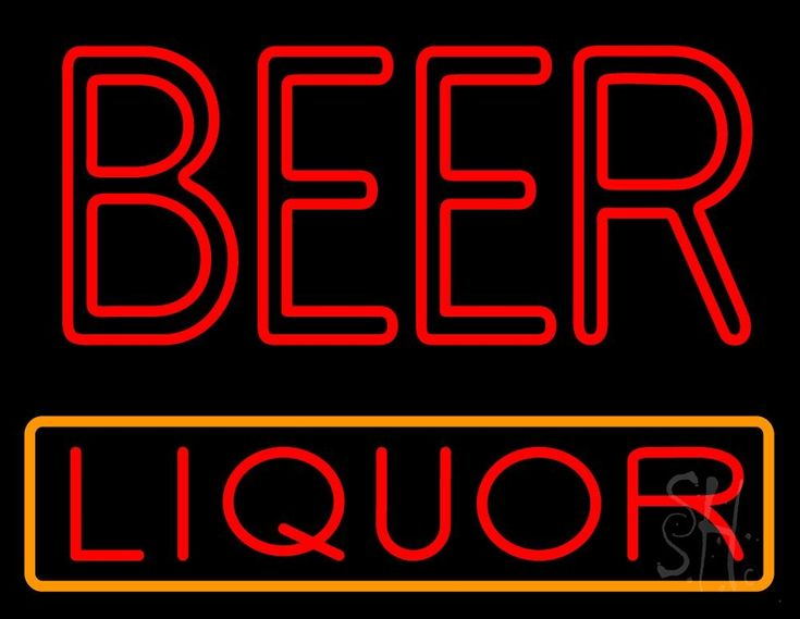 Red Double Stroke Beer Liquor Neon Sign 24 Tall x 31 Wide x 3 Deep, is 100% Handcrafted with Real Glass Tube Neon Sign. !!! Made in USA !!!  Colors on the sign are Orange and Red. Red Double Stroke Beer Liquor Neon Sign is high impact, eye catching, real glass tube neon sign. This characteristic glow can attract customers like nothing else, virtually burning your identity into the minds of potential and future customers.