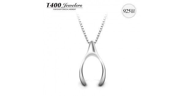 T400 joyería de plata, collar y colgante para mujeres collar de la espoleta #10648 envío gratis