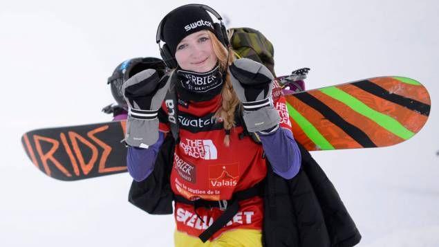 La snowboardeuse suisse Estelle Balet meurt dans une avalanche