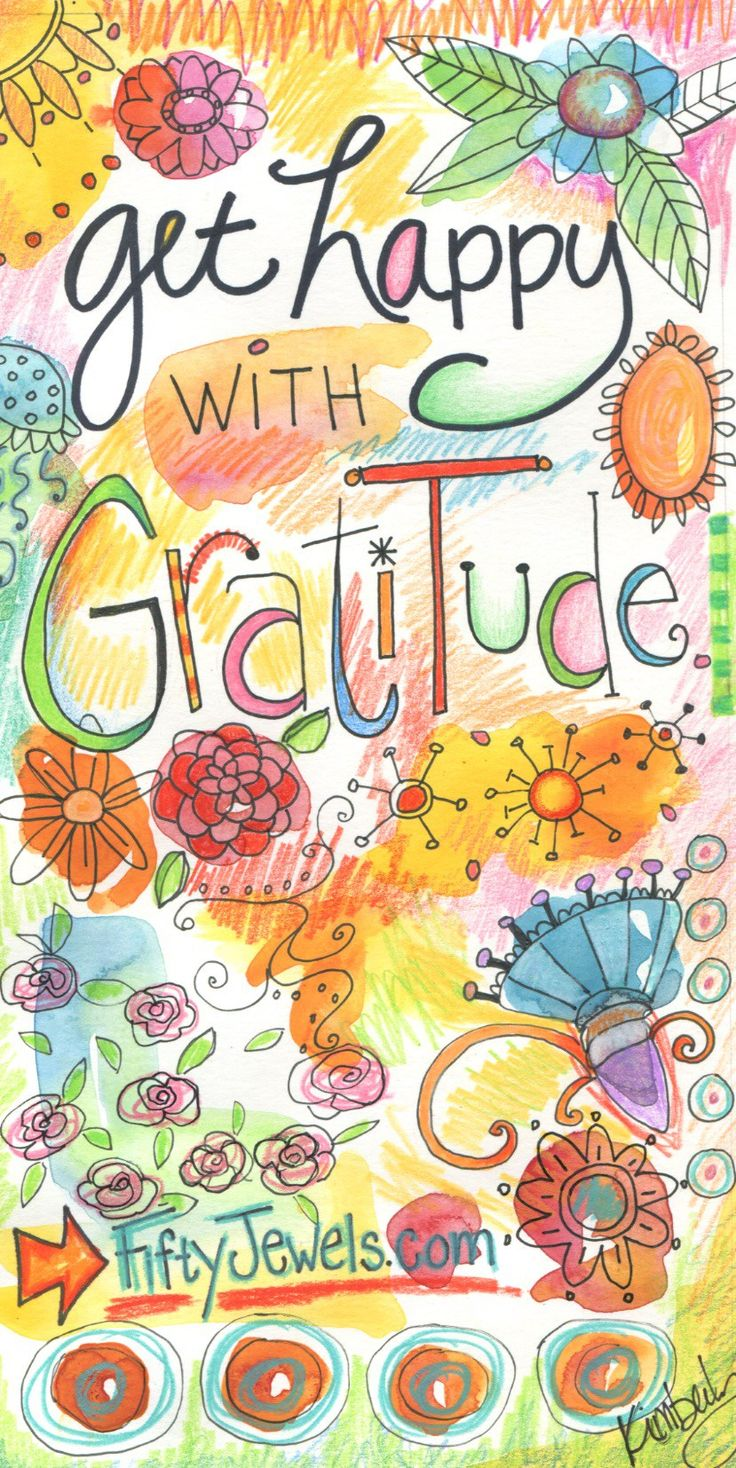 Get Happy with Gratitude! Learn 3 easy steps to increasing your happiness and JOY!