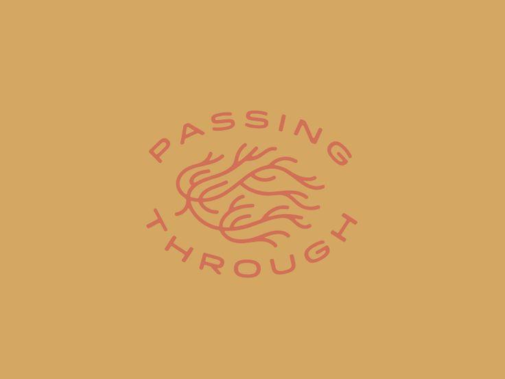 Passing Through by Lauren Dickens #Design Popular #Dribbble #shots