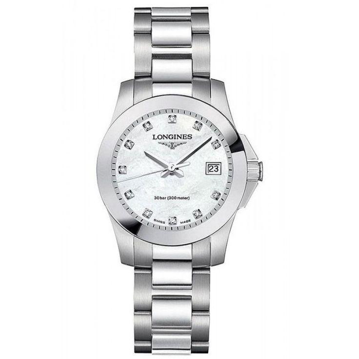Reloj Longines Conquest Mujer L32774876. Reloj Longines para mujer