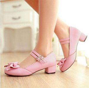 Zapatos de tacón para niñas 3