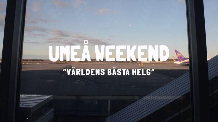 Umeå Weekend. #umeå #sweden